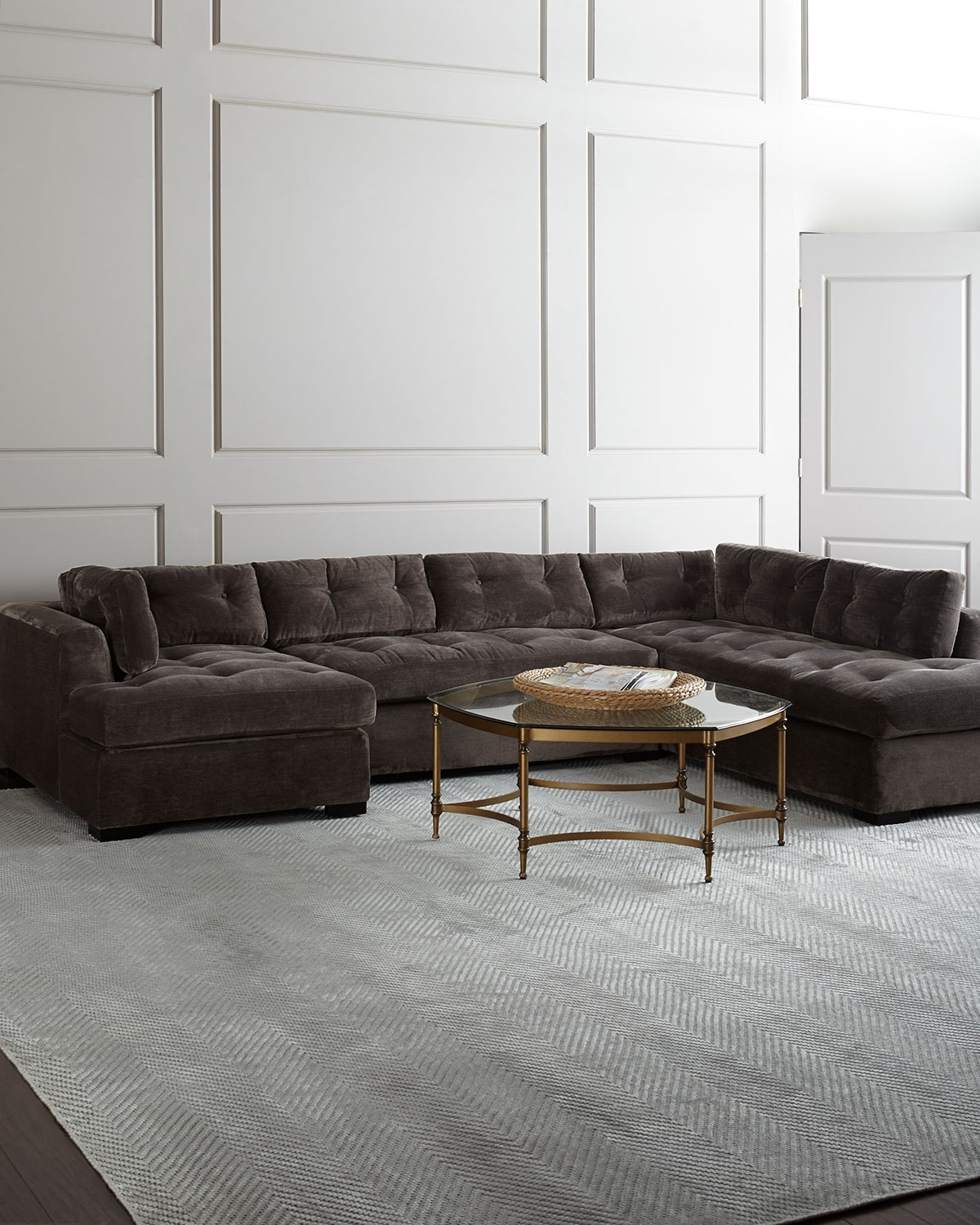 3 Chaise Sectional With Regard To Malbry Point 3 Piece Sectionals With Laf Chaise (Image 1 of 25)
