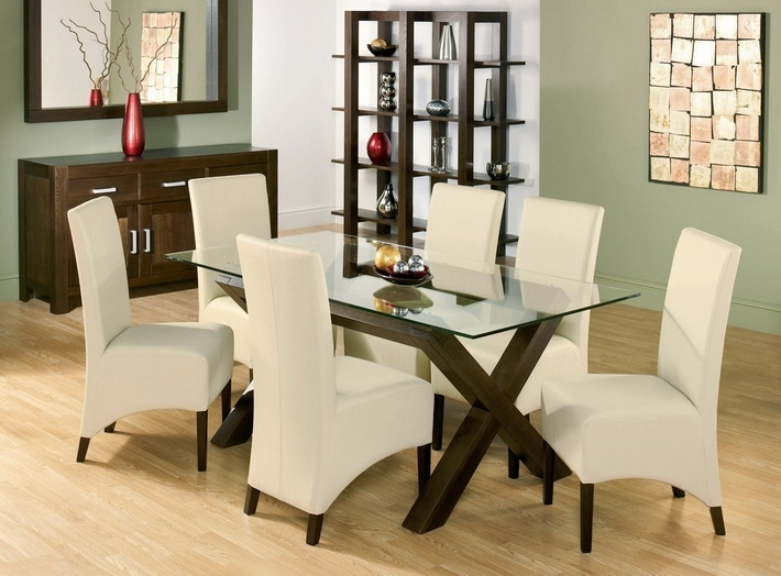 3 Essential Considerations When Choosing Glass Dining Room Table Intended For Dining Room Glass Tables Sets (Photo 10 of 25)