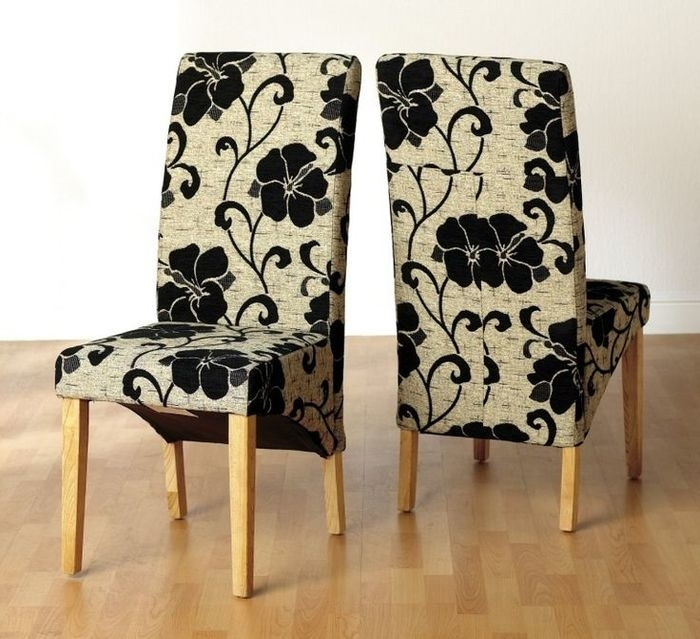 3. Fabric Dining Chairs For Sale In Fabric Covered Dining Chairs (Photo 24 of 25)