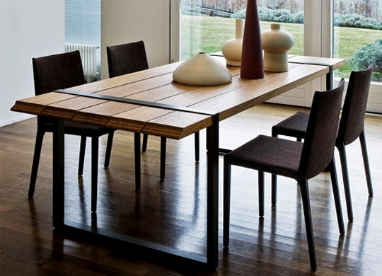 3 Key Points To Consider In The Perfect Contemporary Dining Table Within Cheap Contemporary Dining Tables (Photo 12 of 25)