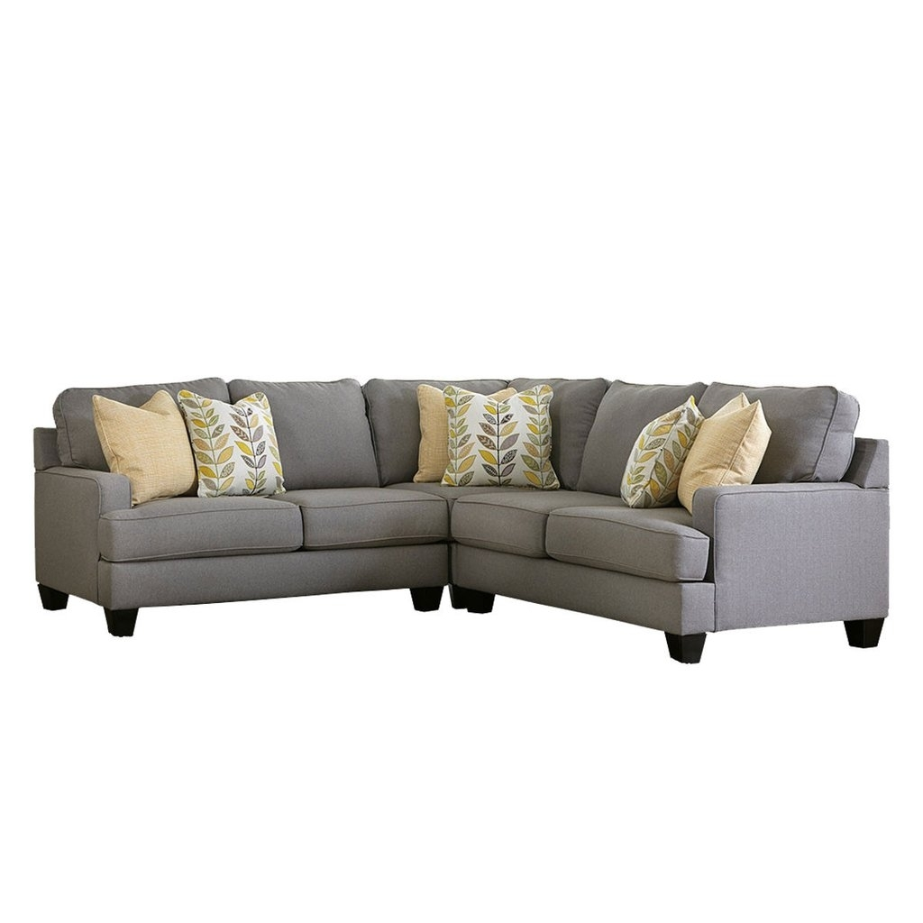 3 Piece Sectional - Locsbyhelenelorasa throughout Delano Smoke 3 Piece Sectionals
