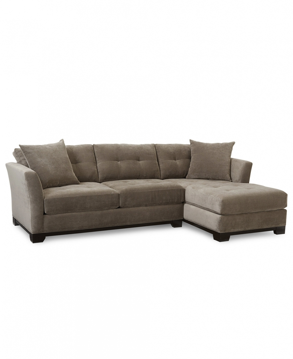 3 Piece Sectional Sofa With Chaise Reviews | Baci Living Room for Malbry Point 3 Piece Sectionals With Raf Chaise