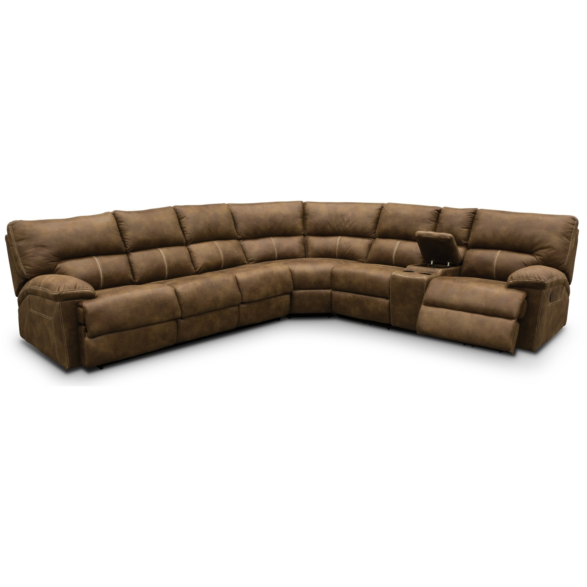 3 Piece Sectional Sofa With Recliner | Thesofasite (View 12 of 25)
