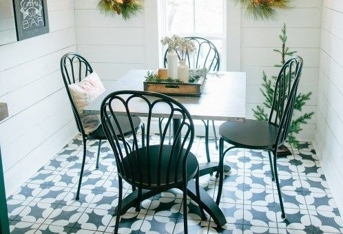 30 Best Christmas Dream Home Images On Pinterest | Christmas Houses Intended For Magnolia Home Array Dining Tables By Joanna Gaines (Photo 13 of 25)