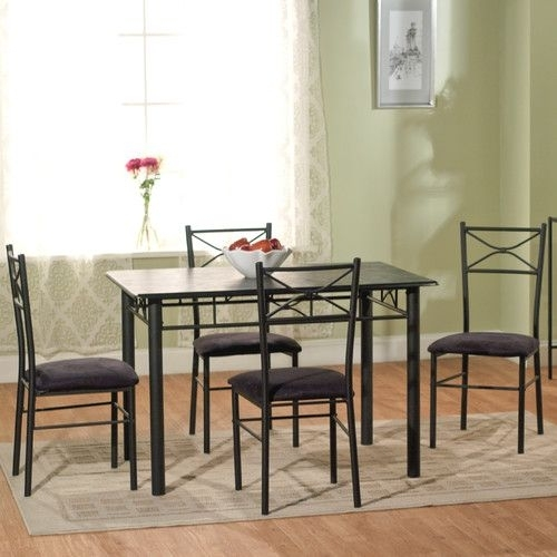 31 Best Brandon Images On Pinterest | Dining Room, Dining Room Sets With Valencia 5 Piece Round Dining Sets With Uph Seat Side Chairs (View 20 of 25)