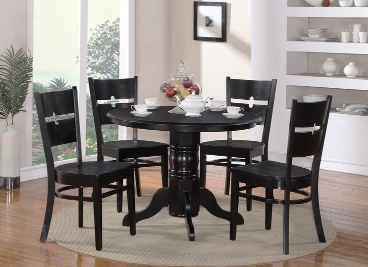 31 Best Home Decor Images On Pinterest | Ceramic Art, Ceramic Within Combs 5 Piece 48 Inch Extension Dining Sets With Pearson White Chairs (Photo 15 of 25)