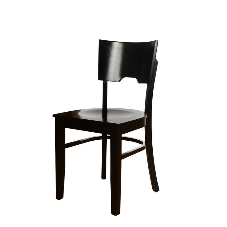 32 Best Dining Chairs Images On Pinterest | Side Chairs, Chair And Throughout Caira Black 7 Piece Dining Sets With Upholstered Side Chairs (Image 4 of 25)
