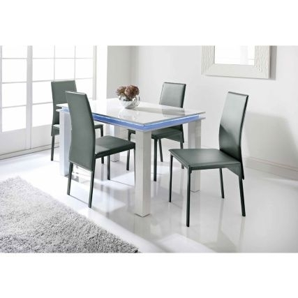 329519 Alaska 5 Piece Dining Set | Furniture | Pinterest | Dining Throughout Grady 5 Piece Round Dining Sets (Image 1 of 25)
