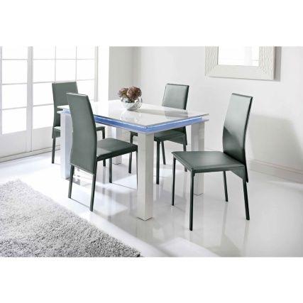 329519 Alaska 5 Piece Dining Set | Furniture | Pinterest | Dining Throughout Grady 5 Piece Round Dining Sets (View 8 of 25)