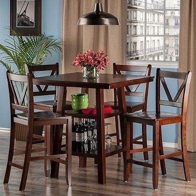 3576 Best Pub Set Ideas Images On Pinterest With Regard To Jaxon 5 Piece Extension Counter Sets With Fabric Stools (Photo 10 of 25)