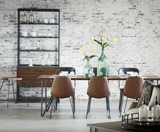 36 Best Dining Images On Pinterest | Dining Room Furniture, Ashley Regarding Magnolia Home Array Dining Tables By Joanna Gaines (Image 3 of 25)