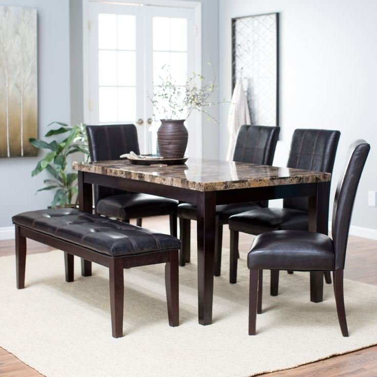 39 Best Dining Room Images On Pinterest | Counter Bar Stools With Regard To Palazzo 6 Piece Rectangle Dining Sets With Joss Side Chairs (Photo 5 of 25)