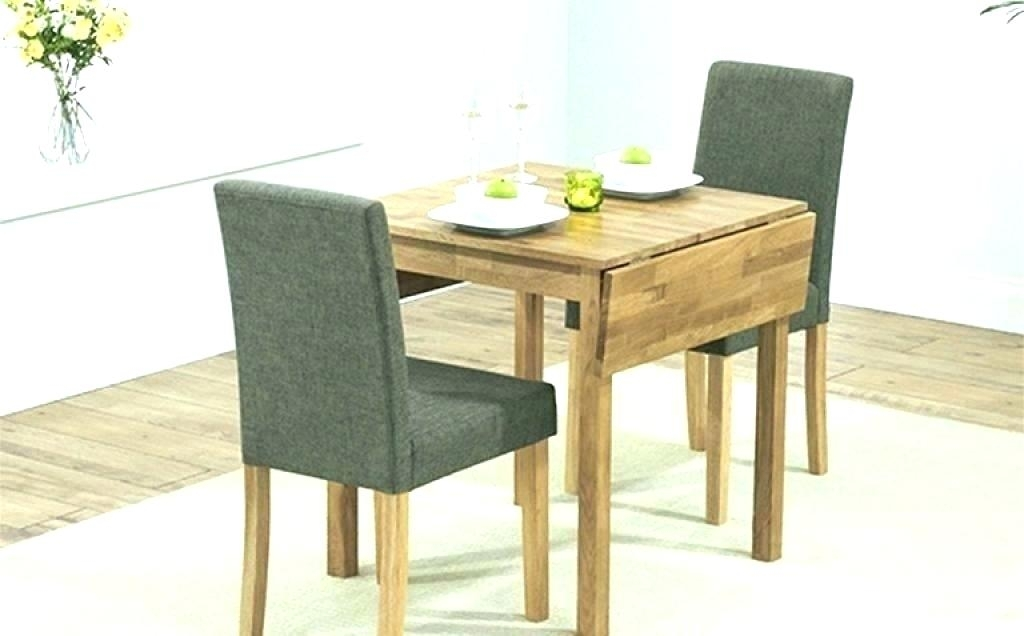 4 Seat Kitchen Table Two Seat Kitchen Table Marvelous Dining Table Within Dining Tables With 2 Seater (Image 9 of 25)
