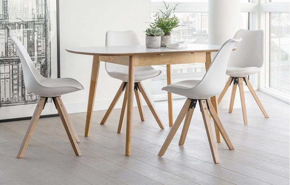 25+ Choices Of 4 Seater Extendable Dining Tables