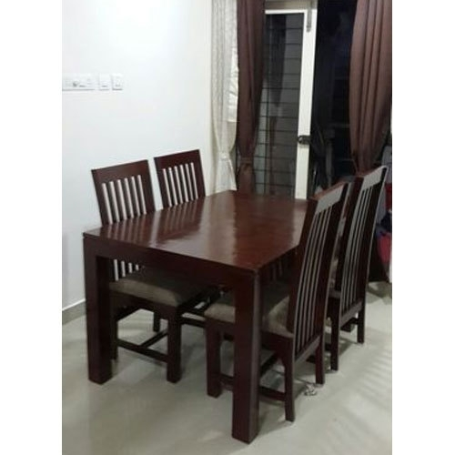 4 Seater Dining Table, Small Dining Table – Majestic Furniture In Small 4 Seater Dining Tables (Photo 4 of 25)