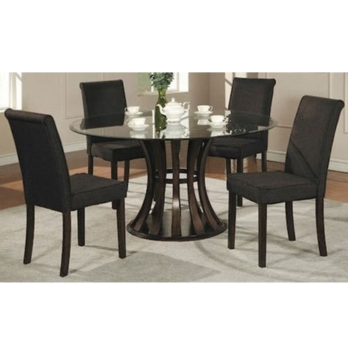 4 Seater Glass Dining Table At Rs 7000 /set | Glass Dining Table Pertaining To Cheap Glass Dining Tables And 4 Chairs (View 13 of 25)
