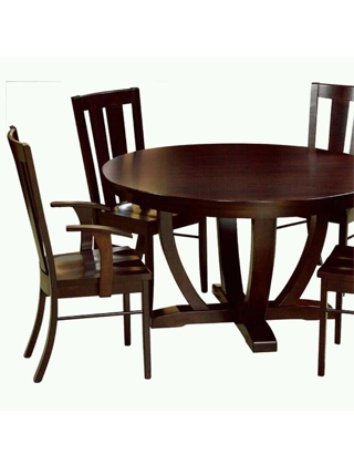 4 Seater Mahogany Dining Table ; Mangu Mangu Category: Furniture Within Mahogany Dining Tables And 4 Chairs (Image 2 of 25)