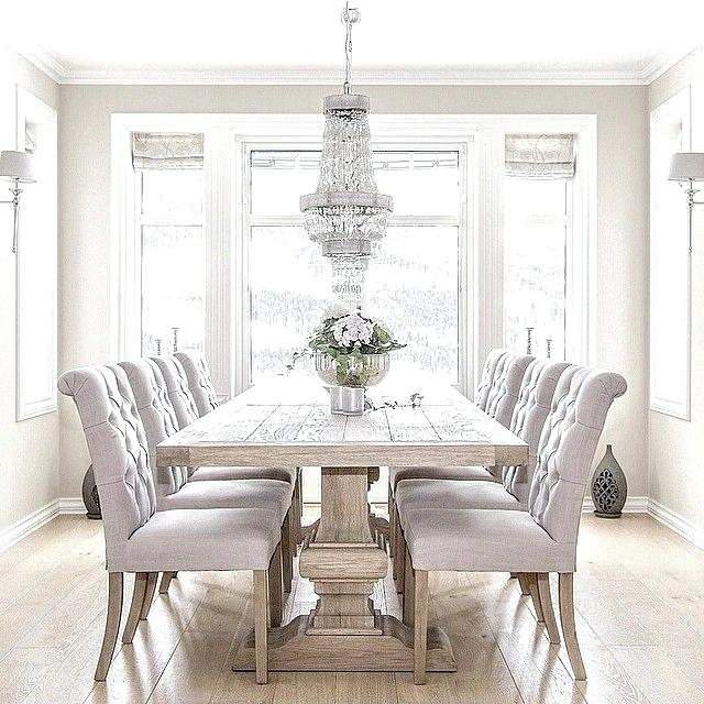 4. White Dining Room Furniture Sets Throughout White Dining Suites (Photo 24 of 25)