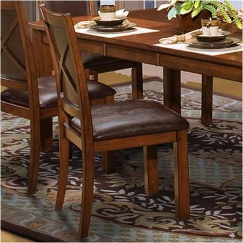40-116-20 New Classic Furniture Aspen Dining Room Dining Chairs pertaining to Aspen Dining Tables