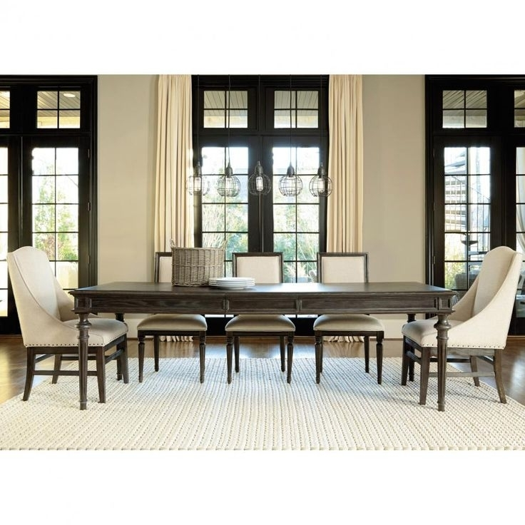 41 Best Home Furniture Images On Pinterest | Couches, Dining Rooms Regarding Wyatt 6 Piece Dining Sets With Celler Teal Chairs (View 7 of 25)