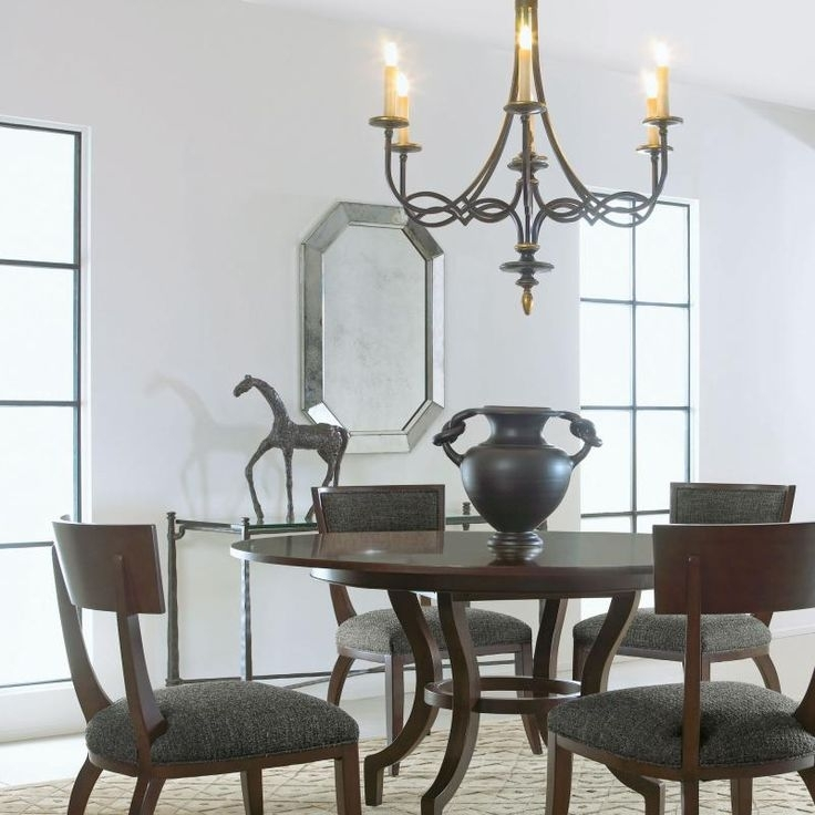 45 Best Dining Room Images On Pinterest | Modern Dining Chairs Pertaining To Palazzo 9 Piece Dining Sets With Pearson White Side Chairs (Photo 16 of 25)