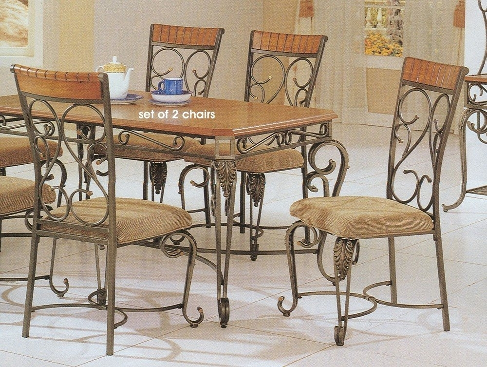 5 Best Metal Dining Chairs Durable Metal Sets Tool Box Dining Room in Smartie Dining Tables and Chairs