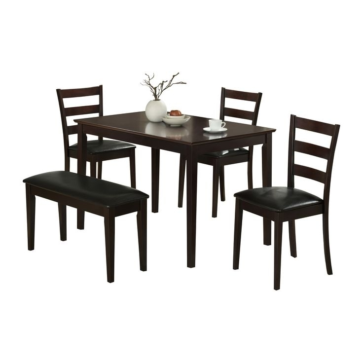 5 Piece Dining Set | Home | Pinterest within Kirsten 5 Piece Dining Sets
