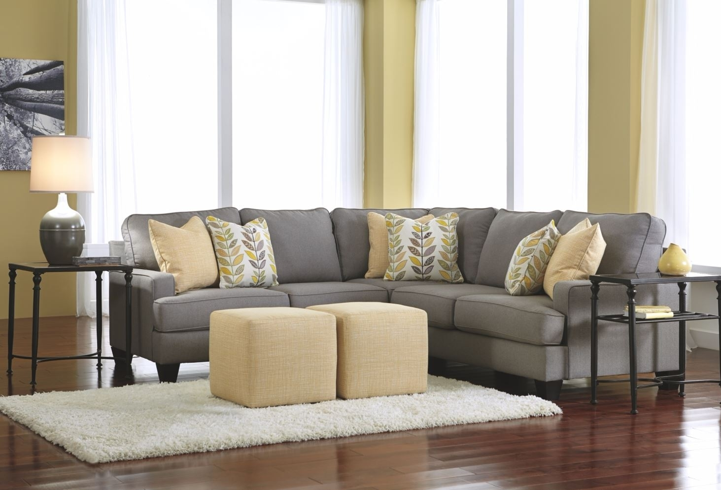 5 Tips For Getting The Sectional Of Your Dreams | Ashley Homestore intended for Karen 3 Piece Sectionals