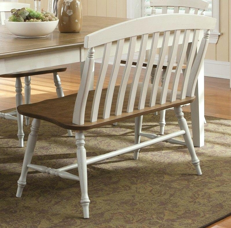51 Gallery Dining Table Bench With Back Ideas | Bank Of Ideas With Bench With Back For Dining Tables (Image 1 of 25)