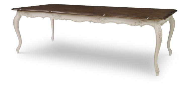 519 304 – Costellane Dining Table In Rocco Extension Dining Tables (View 11 of 25)