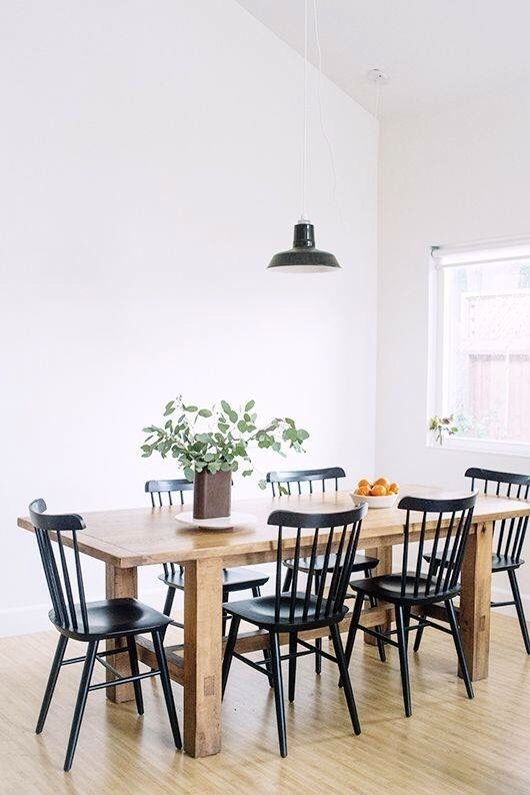 55 Best Home Images On Pinterest | Furniture, Bentwood Chairs And Within Palazzo 7 Piece Dining Sets With Pearson White Side Chairs (Image 9 of 25)