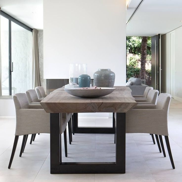 55 Dining Table Set Contemporary, Visby Extendable Dining Set inside Contemporary Dining Room Tables and Chairs