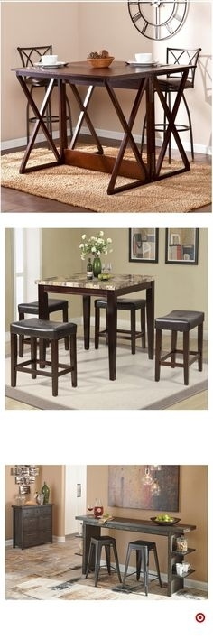 57 Best Kitchen And Dining Room #2 Images On Pinterest In 2018 with regard to Helms 7 Piece Rectangle Dining Sets With Side Chairs