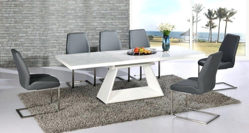6 Chair Dining Table Extendable 6 Chair Dining Table Price In India For White Dining Tables And 6 Chairs (Photo 21 of 25)