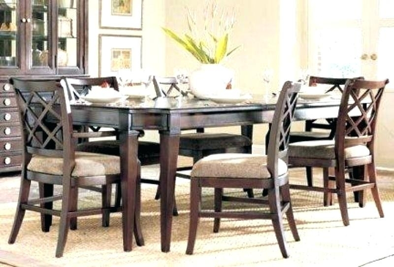 6 Chair Dining Table Sets – Wallof With Dining Tables And 6 Chairs (Photo 17 of 25)