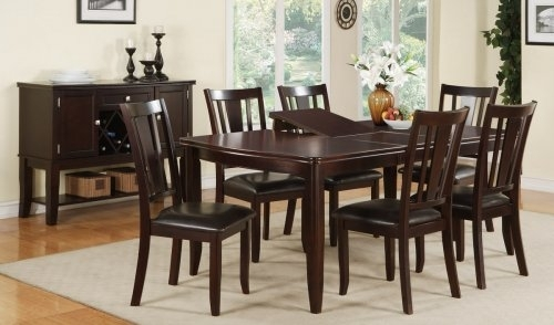 6 Chair Dining Table – Theradmommy Pertaining To 6 Chairs Dining Tables (Photo 8 of 25)