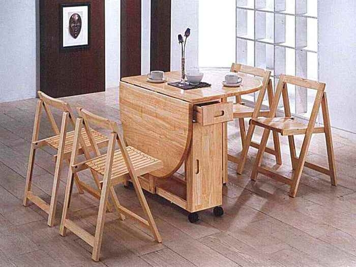 6. Folding Table Ikea Norden Dining Table Ikea Leksvik Folding With Regard To Wood Folding Dining Tables (Photo 12 of 25)