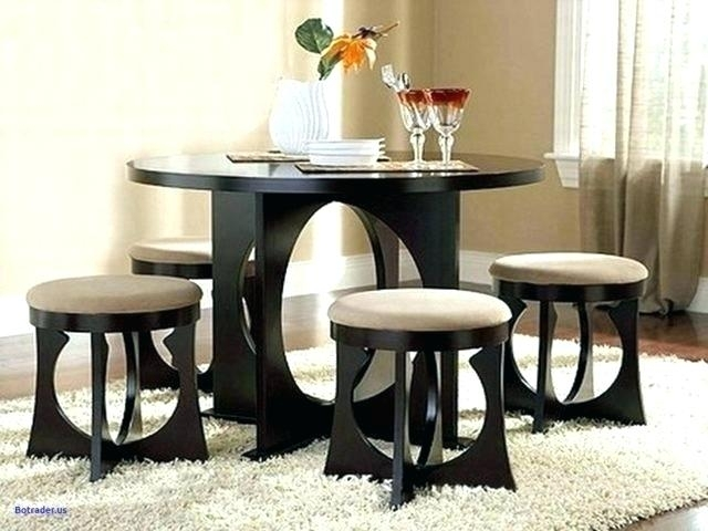 6. Narrow Dining Room Tables Compact Dining Table Sets Small Dining With Small Dining Sets (Photo 15 of 25)