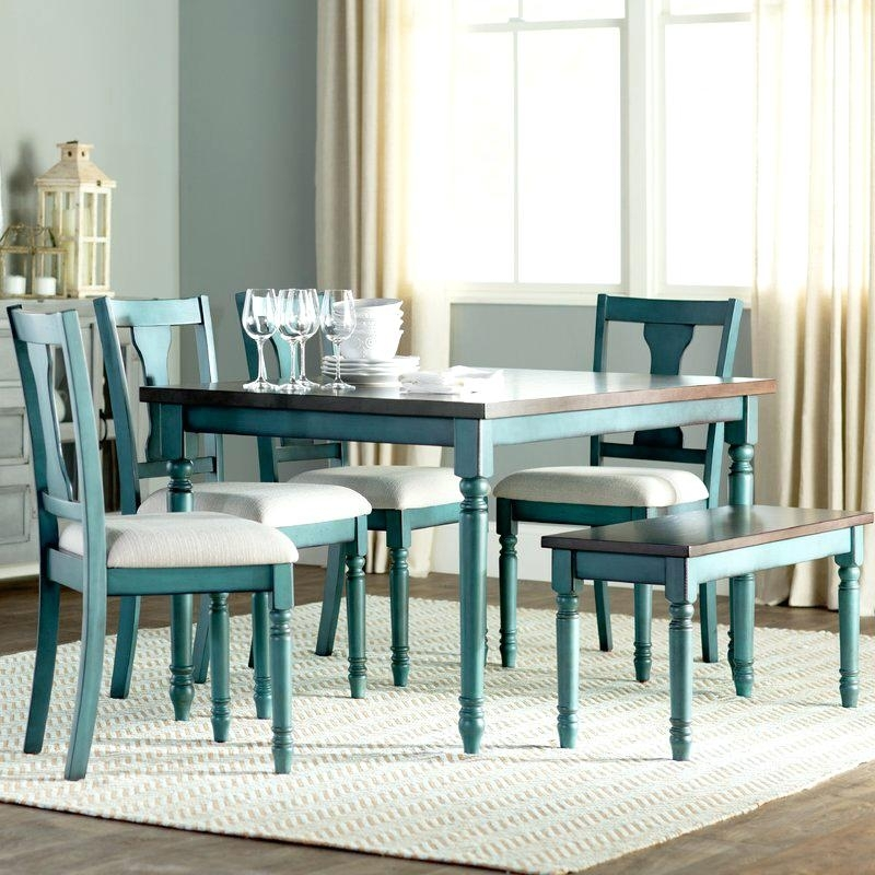 6 Piece Dining Table 6 Piece Dining Set Throughout Remodel 6 Seater With Partridge 6 Piece Dining Sets (Image 5 of 25)