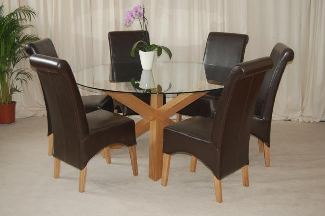 6 Seat Dining Room Table - Www.cheekybeaglestudios throughout 6 Seat Round Dining Tables