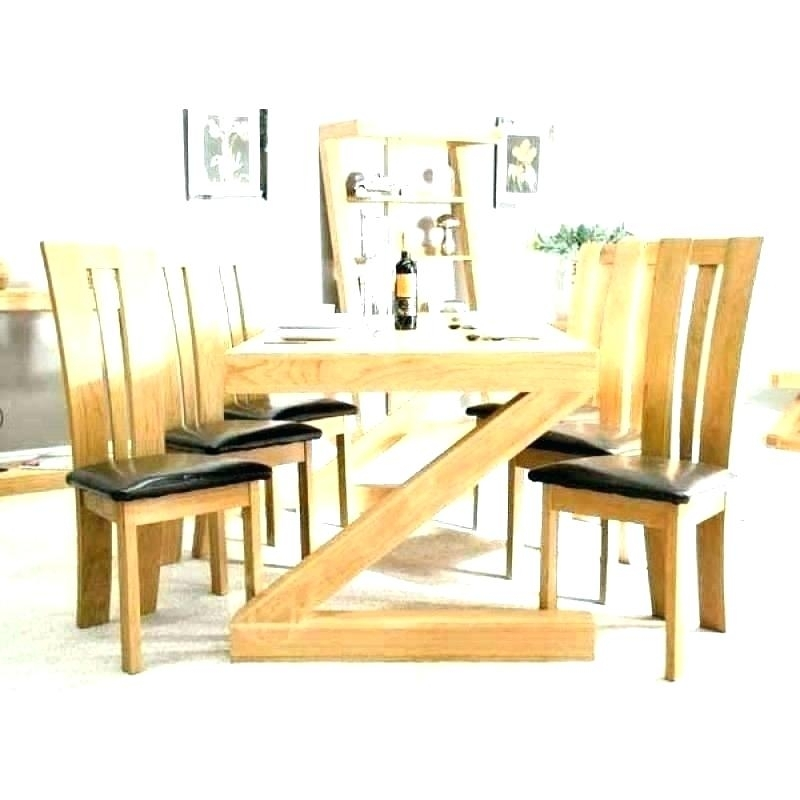 6 Seat Dining Table Nice 6 Person Dining Table 6 Seat Dining Room With Oak 6 Seater Dining Tables (Image 3 of 25)