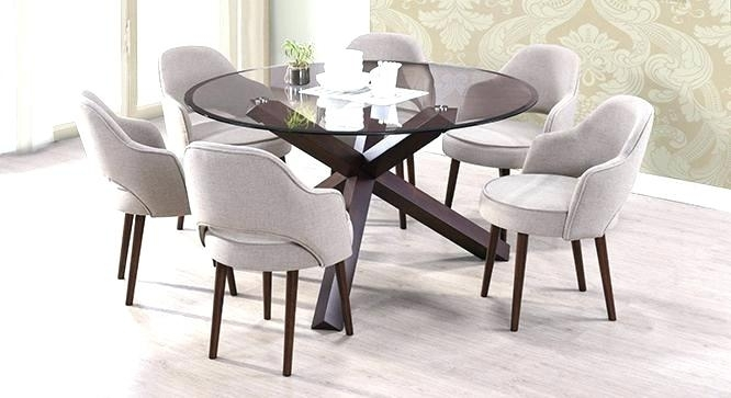 6 Seat Dining Table Remarkable Decoration 6 Dining Table Phenomenal With 6 Seat Round Dining Tables (Photo 14 of 25)