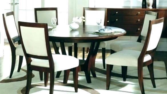6 Seat Dining Table Six Dining Table And Chairs Decoration Table in 6 Chair Dining Table Sets