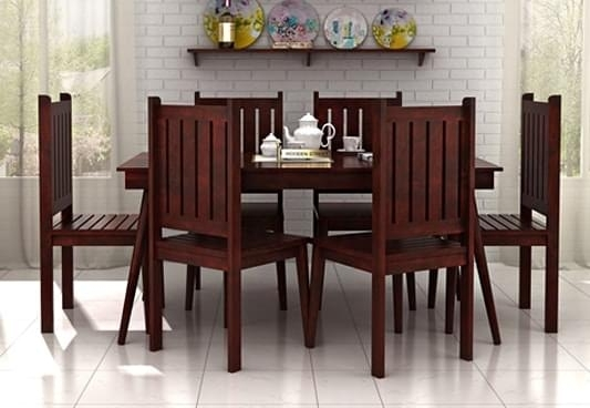 6 Seater Dining Set – Welcome To Furnitureparkonline throughout Dining Table Sets With 6 Chairs