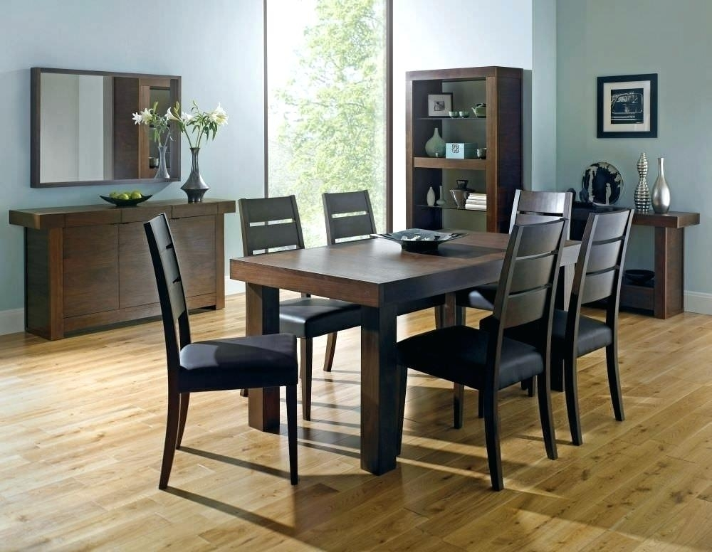 6 Seater Dining Table And Chairs Glass Uk Sheen Set Six Din Sets For Cheap 6 Seater Dining Tables And Chairs (Photo 13 of 25)