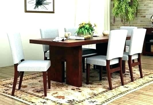 6 Seater Dining Table And Chairs Glass Uk Sheen Set Six Din Sets with regard to Dining Tables and Six Chairs