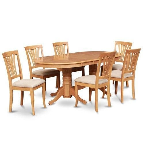 6 Seater Dining Table At Rs 20000 /unit | Dining Table | Id: 15812014288 With 6 Seat Dining Tables And Chairs (Image 6 of 25)