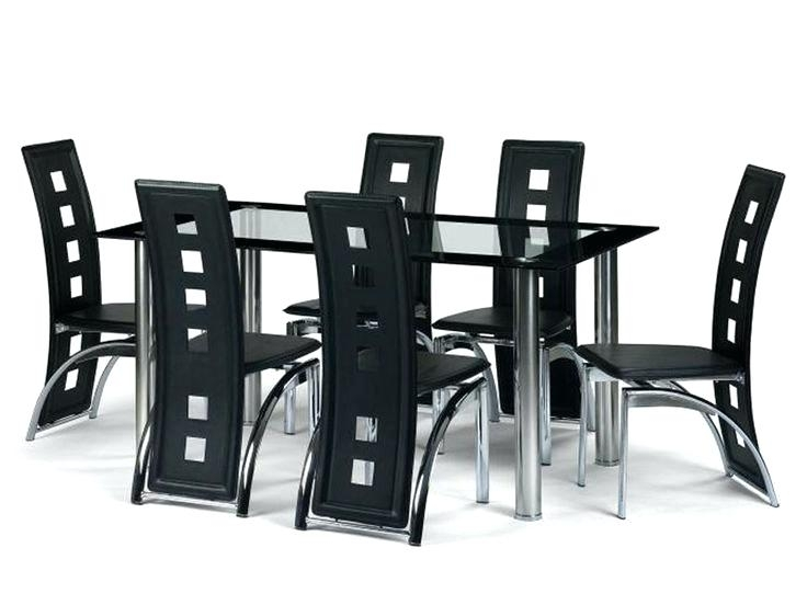 6 Seater Glass Dining Table Sets Room Of Photos Best Furniture For 6 Seater Glass Dining Table Sets (Photo 14 of 25)