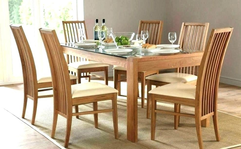 6 Seater Round Dining Table Dining Table Set 6 6 Dining Tables Round Intended For 6 Seater Round Dining Tables (Photo 24 of 25)