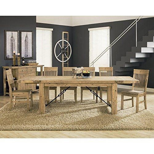 61 Best Dining Images On Pinterest | Table Settings, Dining Room In Rocco 7 Piece Extension Dining Sets (Image 1 of 25)